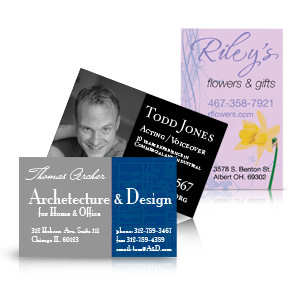 Business Cards Specials - custom business cards